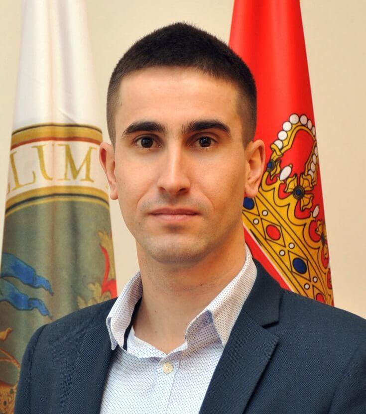 АНТОНИО РАТКОВИЋ УЧЕНИЦИМА И ПРОСВЕТАРИМА ЧЕСТИТАО СВЕТОГ САВУ