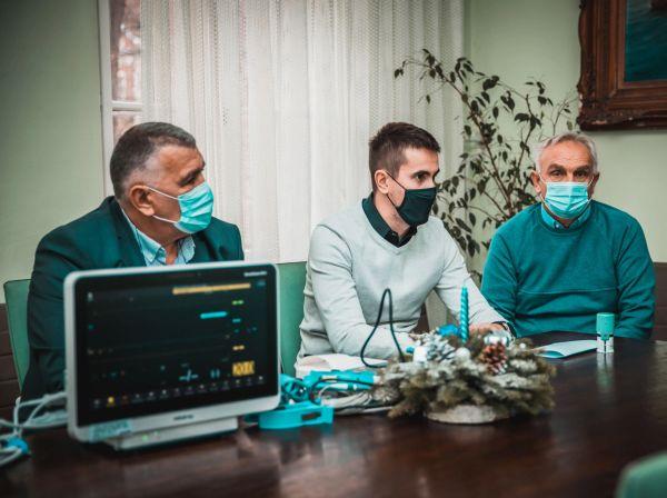 СОМБОРСКА БОЛНИЦА ДОБИЛА ДОНАЦИЈУ ВРЕДНУ 600.000 ДИНАРА